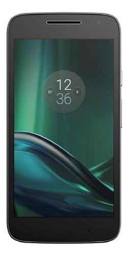 Celular Smartphone Motorola Moto G Play 4ª Geração Xt1600 16gb Preto - Dual Chip