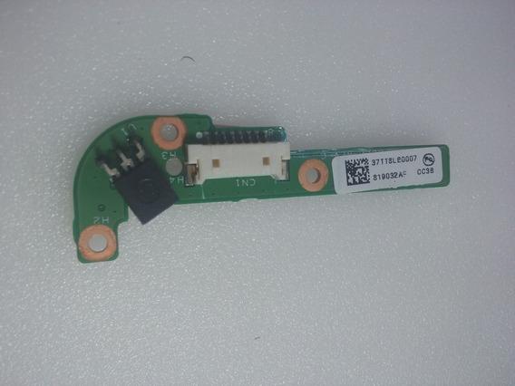 Placa Leds Sensor Hp Tx2000, Produto Original