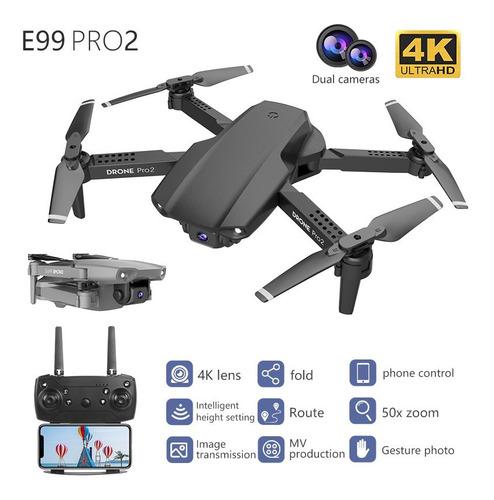 Nyr E99 Pro2 Rc Mini Drone 4k 1080p