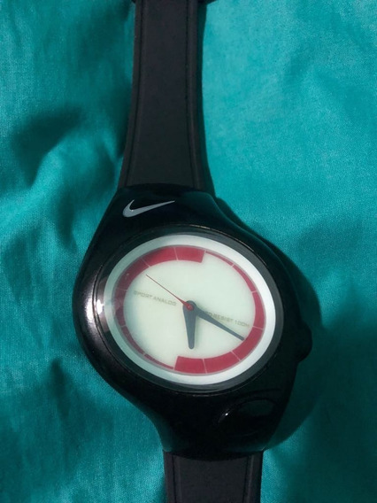 Vendo Reloj Nike Original Negro Luz Nocturna