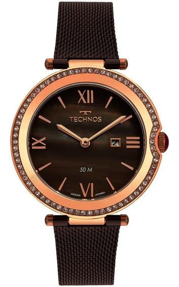 Relógio Technos Elegance St. Moritz - Gl15au/5m