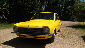 Ford Corcel Luxo 1971 Impecável.