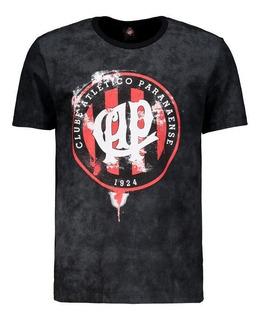 Camiseta Atlético Paranaense Times Preta