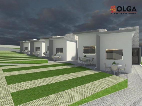 Casa Com 2 Dormitórios À Venda, 70 M² - Gravatá/pe - Ca0400