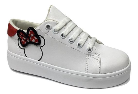 Tenis Minnie Mouse Para Dama Moda 2020 Baratos