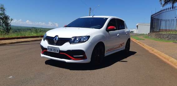Renault Sandero 2.0 Rs Racing Spirit Flex 5p 2018