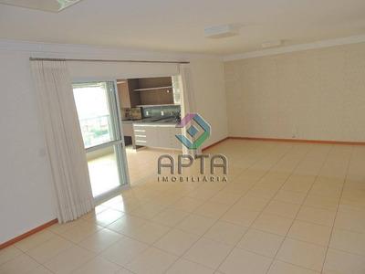 Apartamento Alto Padrão, 4 Dormitórios (2 Suítes), Bosque Das Juritis - Ap0716