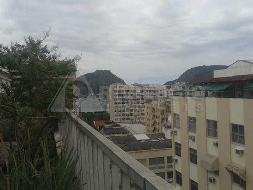 Imagem 1 de 30 de Cobertura À Venda, 3 Quartos, 1 Suíte, 1 Vaga, Botafogo - Rio De Janeiro/rj - 14611