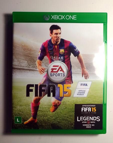Fifa 15 - Xbox One - Mídia Física - Português