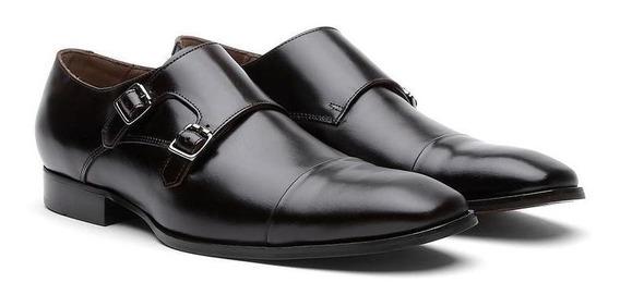 Sapato Oxford Cromo Argentino Pinhão 19035 - Frete Grátis