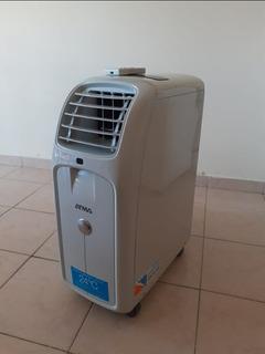 Aire Acondicionado Portátil Frío/calor Atma