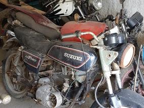 Suzuki Gt 380 Cc