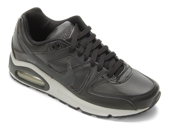Tenis Nike Air Max Command Leather Original + Nf - 749760