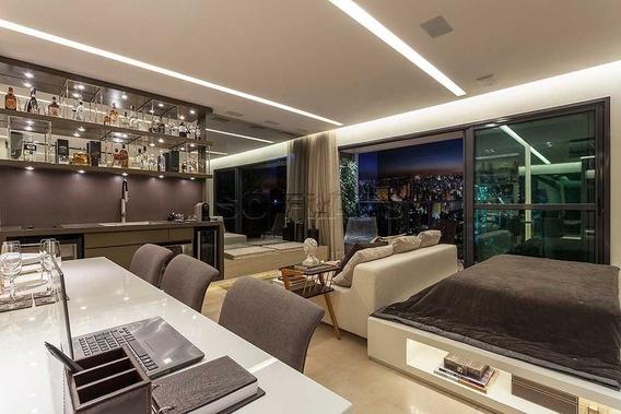 Apartamento Residencial Na Vila Nova Conceição 118m² - Sf28265