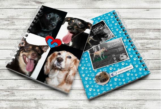 Cuadernos Personalizados Tapa Dura 21x30 Duras X 10