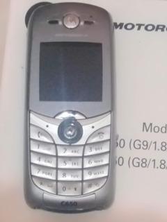 Celular Motorola C650 Para Coleccionistas