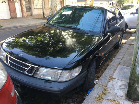 Saab 900s Full Coupe 2,0 Turbo Manual Año 1995
