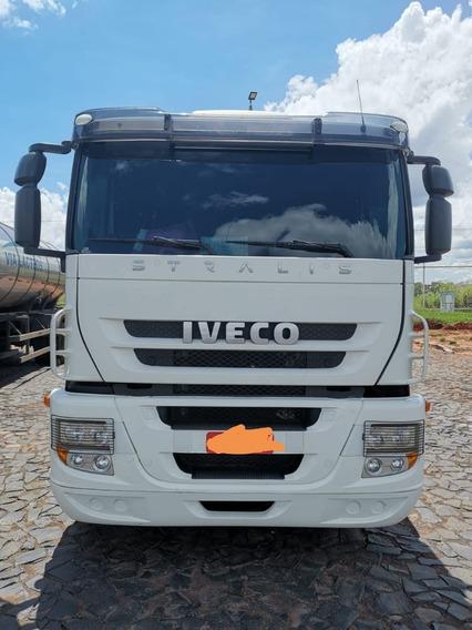Iveco Stralis 440 6x4 Automatico