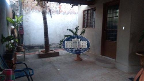 Imagem 1 de 7 de Casa Residencial À Venda, Umuarama, Araçatuba. - Ca0877