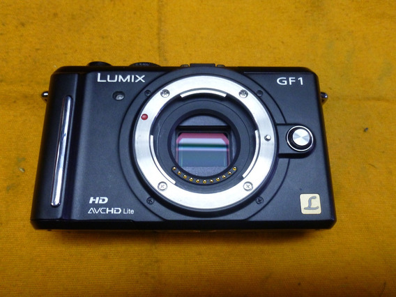 Camera Lumix Dmc-gf1 Panasonic