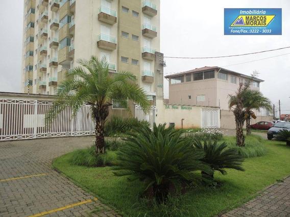 Apartamento Com 2 Dormitórios Para Alugar, 65 M² Por R$ 1.400/mês - Jardim Gonçalves - Sorocaba/sp - Ap2290