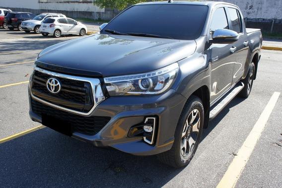 Toyota Hilux Cd Srx Diesel 2019 Blindada