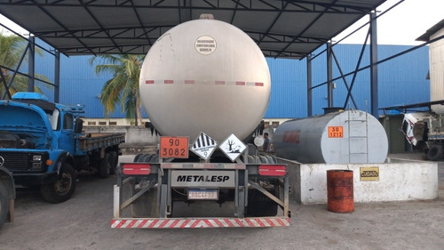 Tanque Inox Vanderleia 45 Mil Litros Metalesp