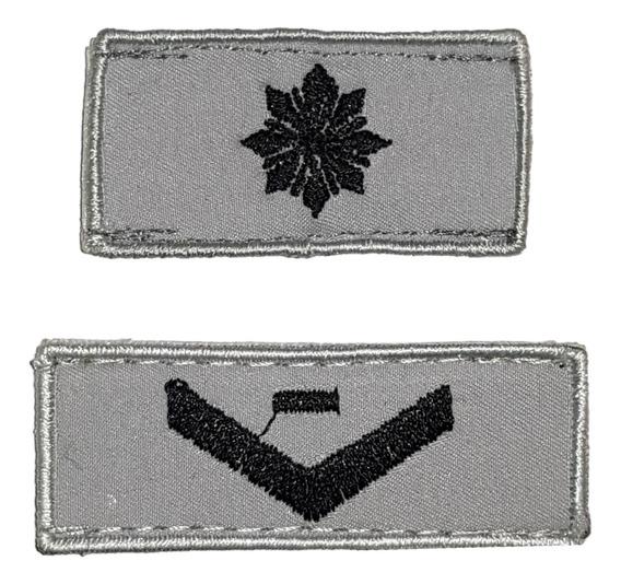 Insignia Gimnasia Ejército Argentino Bordada Militar