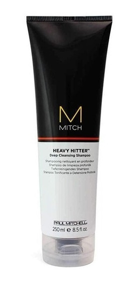 Shampoo Cabelo Antirresíduos Heavy Hitter Mitch 250ml