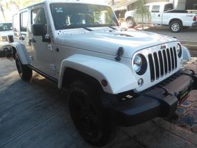 Jeep Wrangler Sahara 4x4 Edicion X Edicion Especial