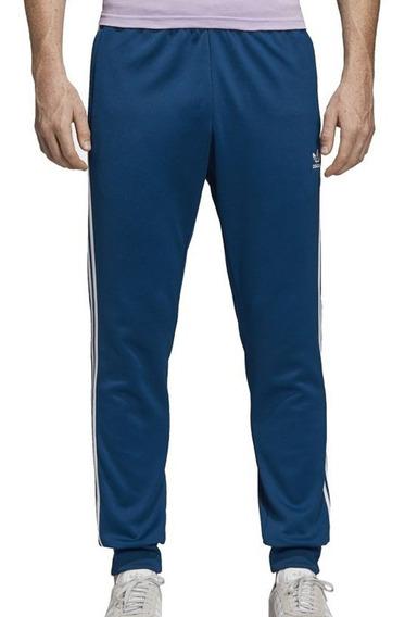 Pantalon adidas Originals Moda Sst Tp Hombre Pe/bl