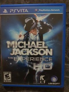 Michael Jackson The Experience Juego Psvita Playstation