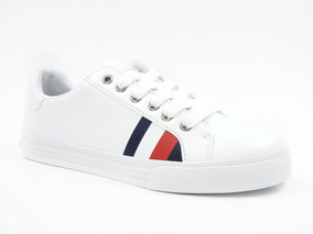 45d866caa66 Tommy Hilfiger Tw-luzz-a Classic Blanco Mujer