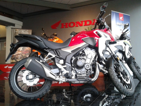Honda Cb 500 X Estilo Nc 0km 2020 Centro Motos