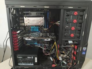 Cpu Gamer Amd 8350 Rx 580 8gb Hyperx 8gb
