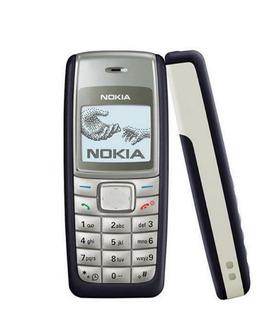 Celular Nokia 1110i Gsm 1110 Novo Na Caixa + Garantia