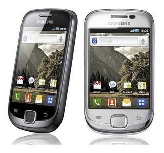 Samsung Galaxy Fit Gt-s5670b Lcd Querado Para Retira (peças)