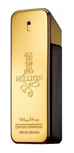 1 Million Paco Rabanne Edt 100ml Frete Grátis