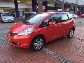 Honda Fit 2012 Automatico