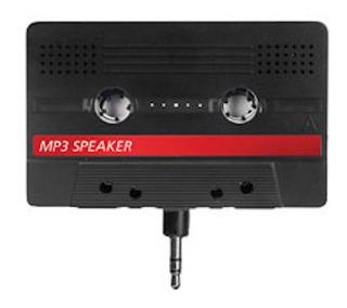 Parlante En Forma De Cassette