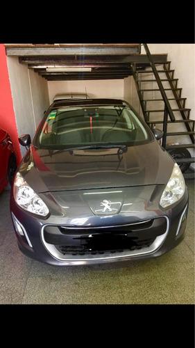 Peugeot 308 1.6 Allure Nav 115cv 2012