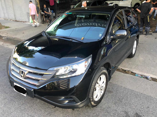 Honda Cr-v 2.4 Lx 2wd 185cv At 2012