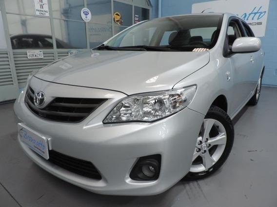 Toyota Corolla 1.8 Gli Câmbio Aut.
