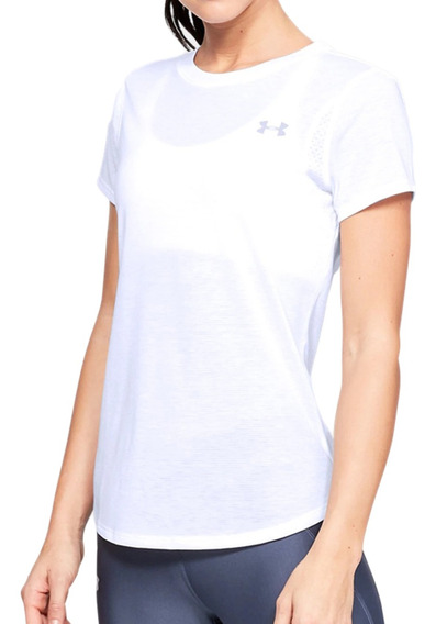 Remera Under Armour Running Ua Streaker 2.0 Mujer Bl