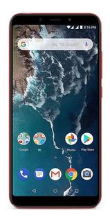 Xiaomi Mi A2 Dual SIM 64 GB Vermelho 4 GB RAM