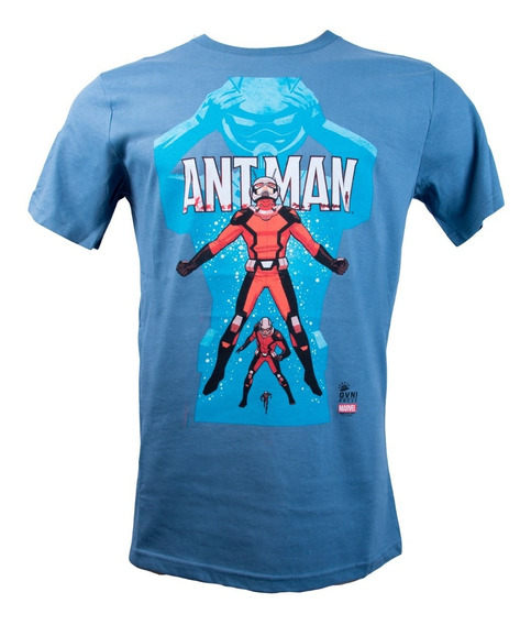 Remera, Marvel, Ant Man
