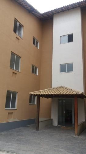 Apartamento 2 Quartos Marica - Rj - Jardim Atlantico Leste - Ja060