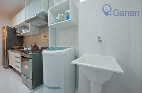 Apartamento Com 3 Dormitórios À Venda, 70 M² Por R$ 532.000 - Jardim Prudência - São Paulo/sp - Ap1961