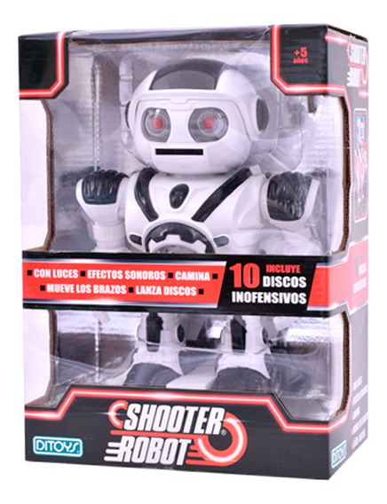 Shooter Robot
