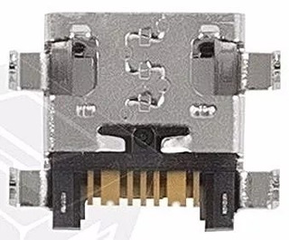 Kit C/20 Conectores Carga Usb Dock G530 G531 Granp Via Carta